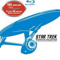 ¿Fan de Star Trek? Las 10 películas en Blu-ray por 23,99 euros en Zavvi