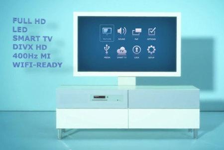 Ikea lanza UPPLEVA, un televisor y centro multimedia integrado en sus muebles