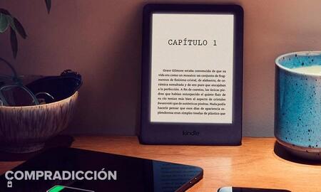 El Kindle te sale un poco más barato ahora en Amazon: que no se te escape el libro electrónico más vendido por 79,99 euros