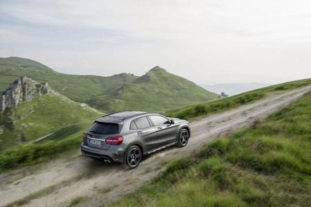 Mercedes-Benz GLA, en vídeo