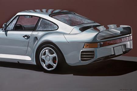 Porsche 959 Manu Campa