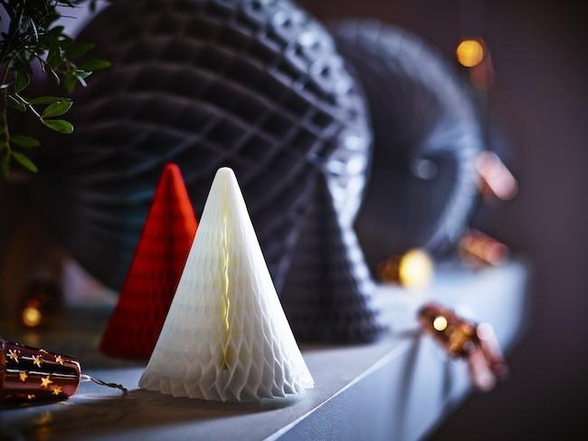 Ikea Adorno Decorativo Nylon Poliester Visionar Catalogo Navidad 2015 Ph129950