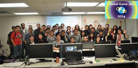 La experiencia de participar en el Global Game Jam 2014 en México