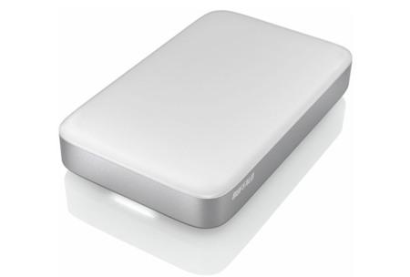Buffalo lanza un disco duro externo con Thunderbolt y USB 3.0