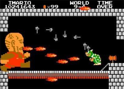 Un Mario muy diferente
