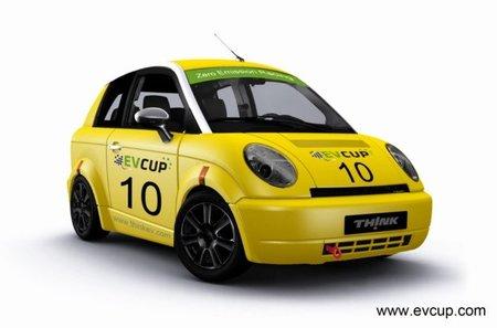 EV Cup. Los vehículos eléctricos llegan a los circuitos