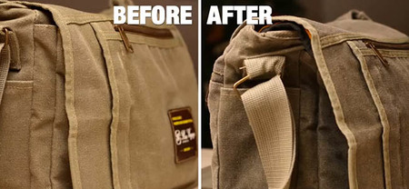 Impermeabilizar tu mochila fotográfica: fácil y barato
