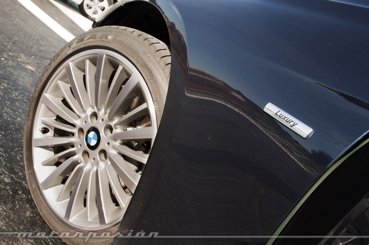 Foto de BMW Serie 3 (presentacion) (17/18)