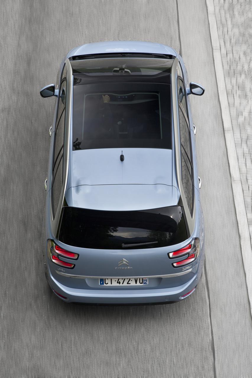 Foto de Citroën C4 Picasso y Grand C4 Picasso (131/152)