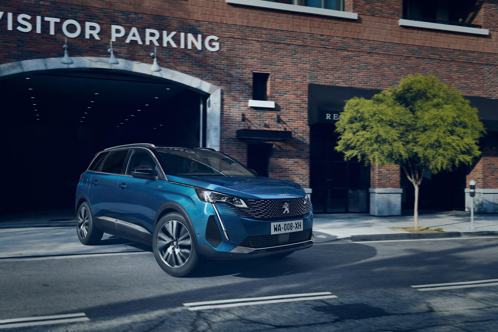 Foto de Peugeot 5008 2022 (11/11)