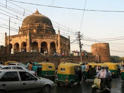 India prohíbe la venta de vehículos diésel nuevos en Delhi