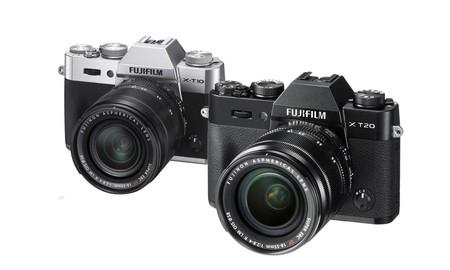 Hoy Amazon nos deja la sin espejo Fuji X-T20, con objetivo 15-45 mm por sólo 679 euros en los dos colores disponibles