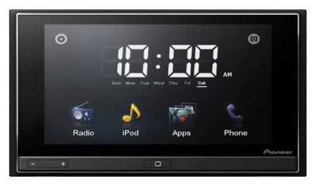Pioneer AppRadio, el iPhone en la pantalla del coche