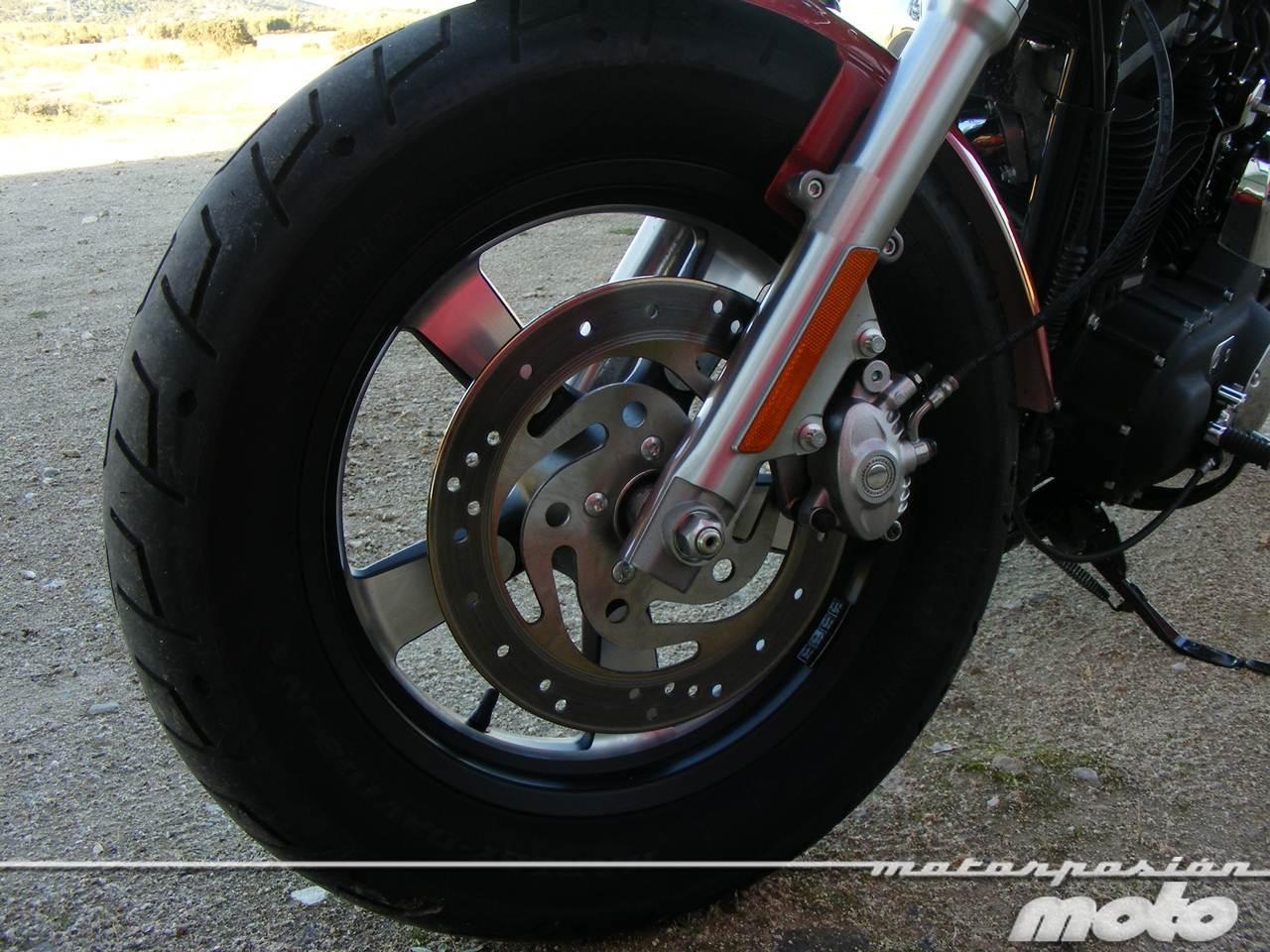 Foto de Harley-Davidson XR 1200CA Custom Limited (47/65)