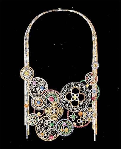 Amar el viajar, la última colección de joyería de Louis Vuitton