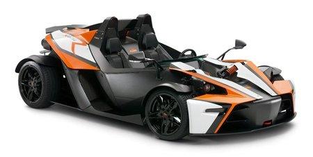 KTM X-Bow R, listo para el asalto al circuito y la carretera