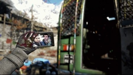 El villano de Far Cry 4 no tiene escrúpulos y nos lo demuestra con un vídeo... y un selfie [E3 2014]