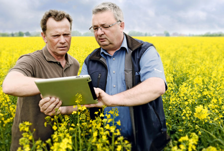 La agricultura también son unos y ceros: así vamos a transformarla para siempre