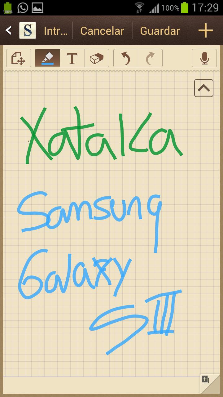 Foto de TouchWiz Samsung Galaxy S3 (9/16)