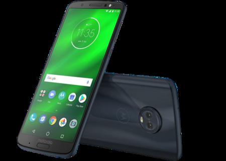 Motorola Moto G6 Plus por sólo 179 euros y envío gratis durante el día de hoy en Amazon