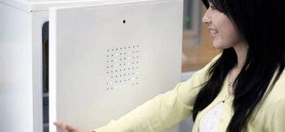 Conceptos tontos para el hogar inteligente: la nevera que sólo se abre con una sonrisa