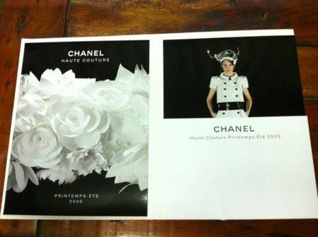 press book chanel 2
