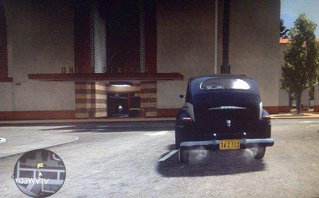 Union Station en L.A. Noire