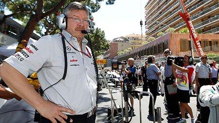 Ross Brawn: que la última carrera se disputara el 11 de diciembre sería inaceptable