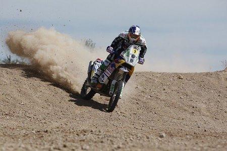 Marc Coma Dakar 2010