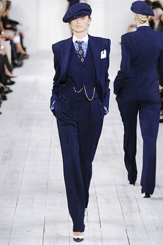 Foto de Ralph Lauren, Primavera-Verano 2010 en la Semana de la Moda de Nueva York (16/23)