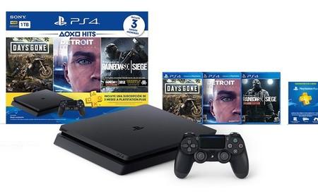 Cazando Gangas México: PlayStation 4, Switch Lite, mouse vertical y un accesorio para juegos táctiles