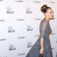 Sarah Jessica Parker volvió a escoger el vestido más espectacular para la Gala del Ballet de Nueva York