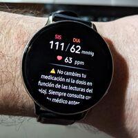 El Samsung Galaxy Watch Active2 recibe por fin el ECG y la presión arterial: actualización ya en España