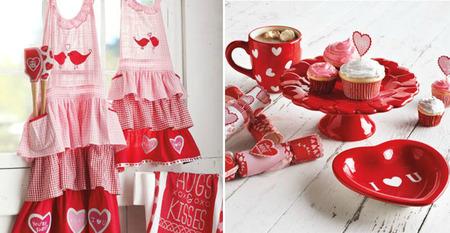 Regalos de San Valentín. Ideas románticas para enamorar en la cocina
