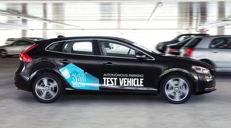 Volvo desarrolla prototipo de automóvil que busca el mejor lugar de estacionamiento