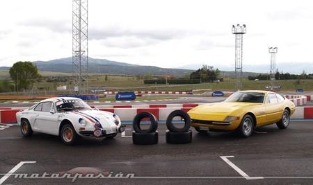 Michelin Pilot Sport Classic Series: vuelven las carreras de deportivos clásicos en España