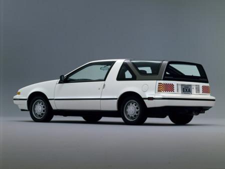 Nissan Exa Canopy Type A 1