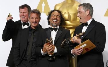 Oscar 2015 | Los mejores momentos de una 87ª edición poco memorable