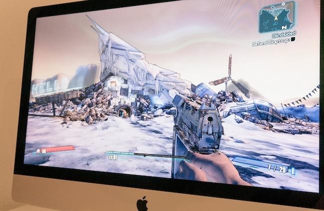 Análisis iMac 27 BL2