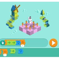 Con este divertido juego, Google celebra el 50 aniversario de los lenguajes de programación para niños