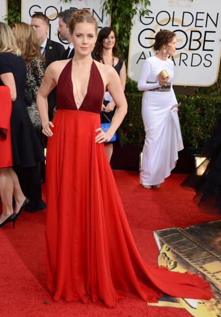 Amy Adams Globos de Oro 2014