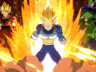 Ya puedes pre-descargar la beta de Dragon Ball FighterZ en Xbox One y PS4