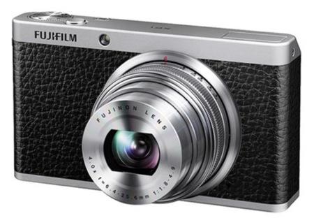 Fujifilm X-E1, la nueva compacta sin visor