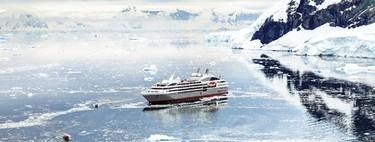 Hoy, en reclamos turísticos deprimentes: proliferan los tours al Polo Norte antes de que desaparezca