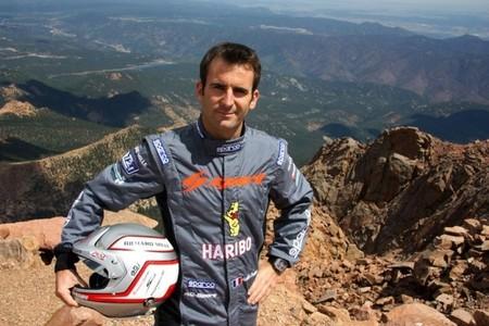 Romain Dumas confirma su participación en el Rallye de Alsacia con Ford