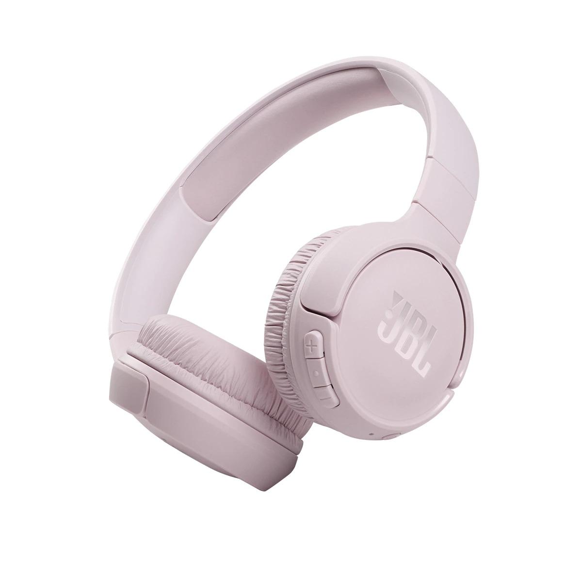 Auricular de diadema JBL Tune 510 BT OnEar inalámbrico rosa