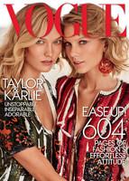 Vogue USA: Karlie Kloss y Taylor Swift