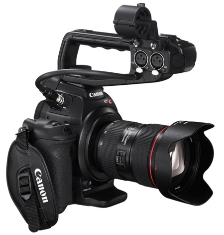 Canon Cinema C100
