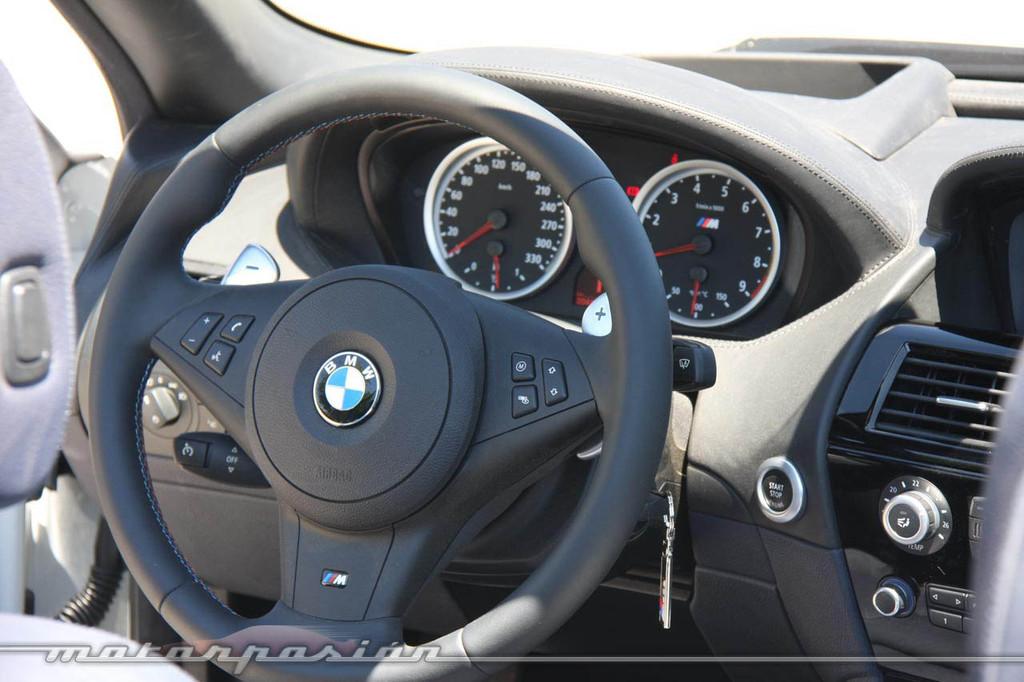 Foto de BMW M6 Cabrio (prueba) (20/68)