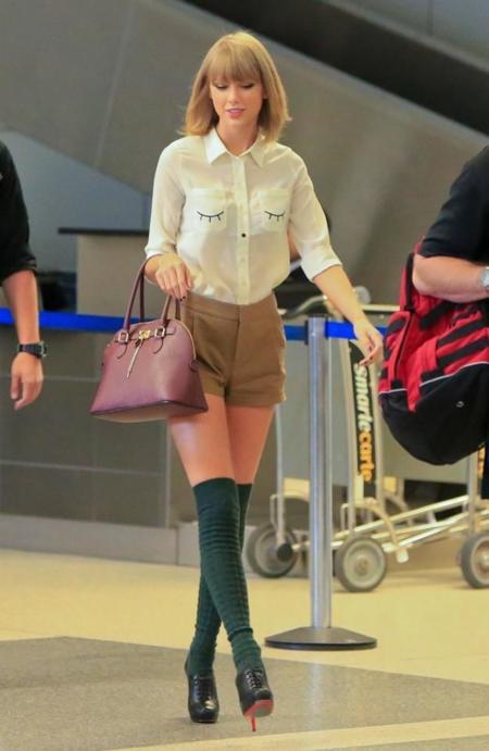 La tendencia sixties en versión Taylor Swift mola más
